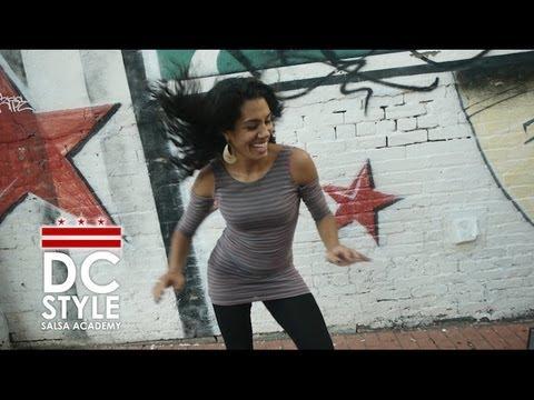 DC Style Salsa Academy: Afro Cuban Body Movement Training