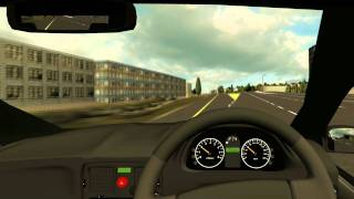 iDes cSim Driving Simulator