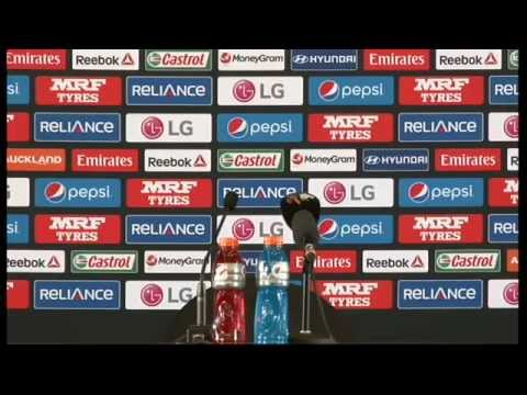 Live Post Match Press Conference India v Zimbabwe - Auckland