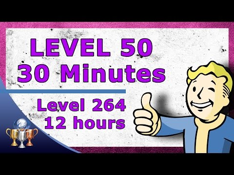 Fallout 4 Fastest XP Exploit - Level 50 in 30 minutes w/ Statue Crafting and Shipment Duplication