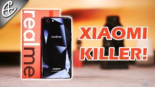 RealMe 1 - Unboxing & Hands On Overview - Redmi Note 5 Pro Killer?