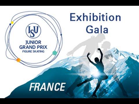 2016 ISU Junior Grand Prix - St. Gervais - Gala - 1st Half