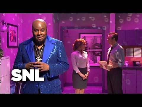 Eternal Spark of Love: Office Romance - SNL