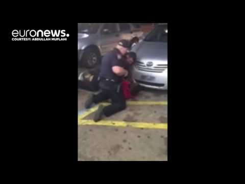 DISTURBING: Moment Alton Sterling shot by police caught on camera, Baton Rouge