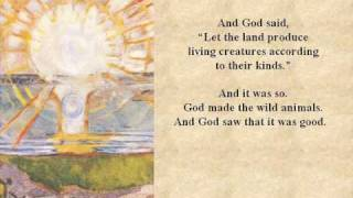 Genesis In the Beginning by Bible Basics