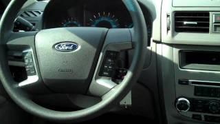 2010 Ford Fusion SE. Brinson Ford Athens Texas