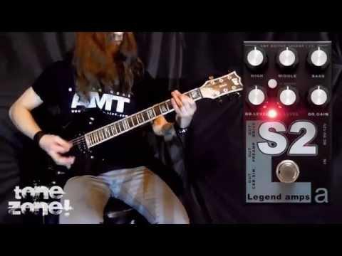 AMT Electronics Legend Amps 2 Series Pedals Shootout – Humbuckers