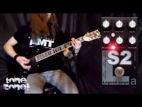 AMT Electronics Legend Amps 2 Series Pedals Shootout – Humbuckers