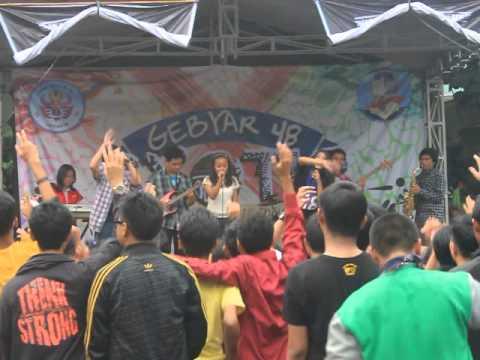 Hero Van Java - STARLIGHT AT GEBYAR SMA 48 Jakarta