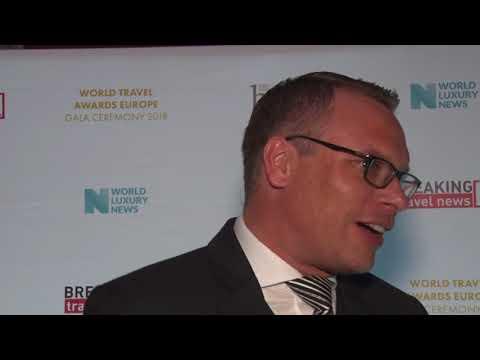 Kai Dieckmann, general manager, Regent Porto Montenegro