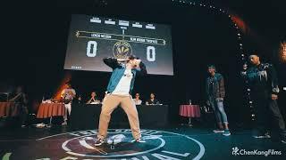 FSF 2017 Championship // Lemzo & Nelson vs Slim Boogie & Twoface // Popping - 1/4 Final
