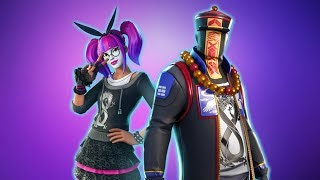 Fortnite Live PS4 | New Lace & Paradox Skins