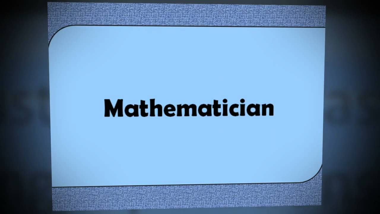 What careers can I have with a major in mathematics?