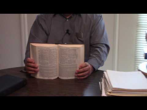 Bible Review – The New Scofield Study Bible