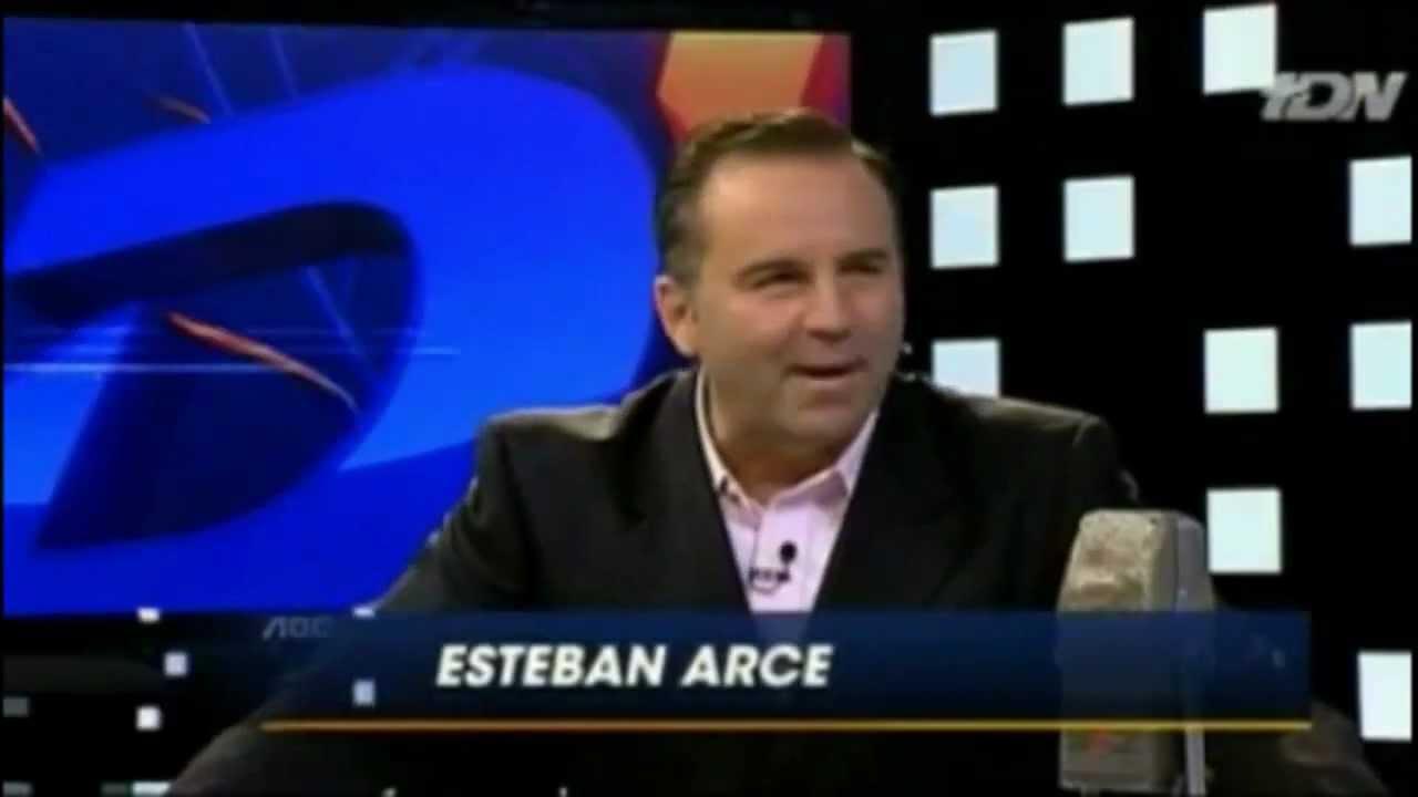 4 4 Esteban Arce Entrevista A Jorge El Burro Van Rankin