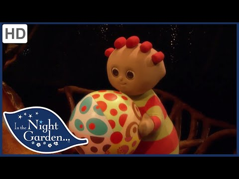 In the Night Garden 411 - Windy Day in the Garden | Cartoons for Kids