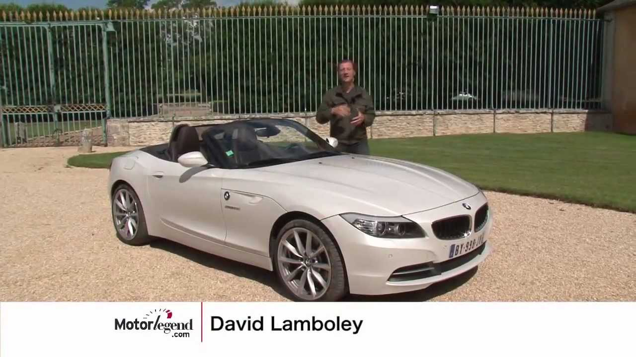 Bmw Z4 E89 Youtube