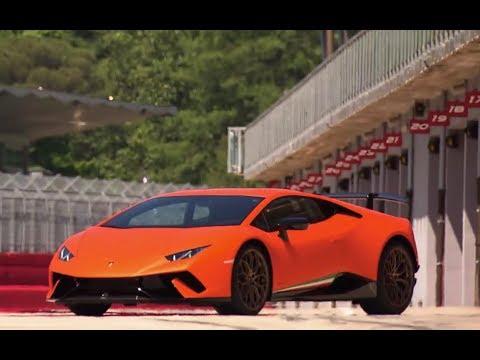Trailer: Der neue Lamborghini Huracán Performante - GRIP - Folge 407 - RTL2