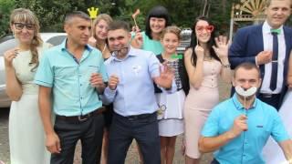 Свадьба в Ромнах часть2