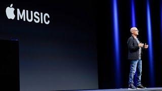 Apple Music Makes it Debut