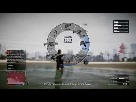 GTA Online: Smuggler's Run Hangar Air-Freight Sourcing Cargo Missions 3