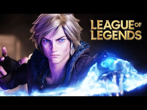 """League of Legends - 4K Season 2020 Cinematic """"Warriors"""" Trailer (ft 2WEI and Edda Hayes)"""