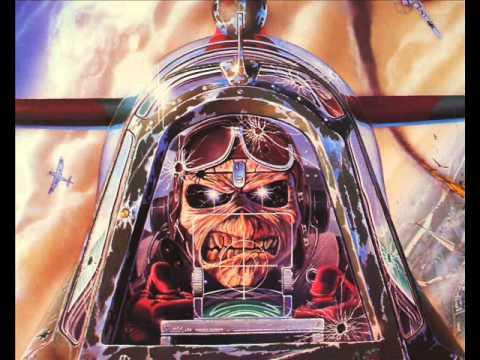 Iron Maiden - Aces High Including Churchill's Speach