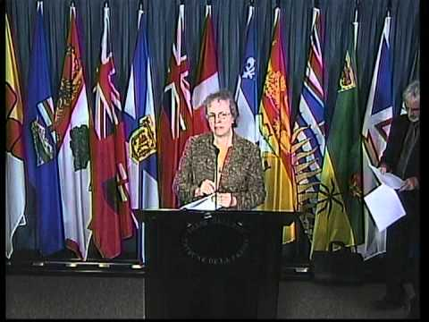 Press Conference: Legal actions to overturn 2011 federal election results