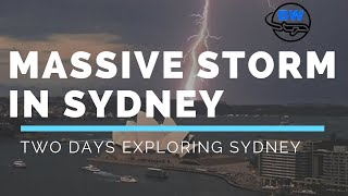 The end of the World in Sydney