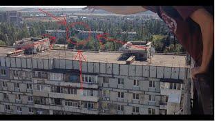 ЧТО ЕСЛИ, СКИНУТЬ GoPro с 14-го этажа?!