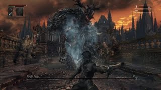 Bloodborne™ Boss Battle #1 - Cleric Beast