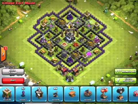 how to build clan trophy