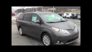 2013 Toyota Sienna Limited - Gates Toyota
