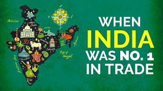 Amazing India When India Was No.1 In World Trade , Art Of Living