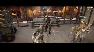 GuardianKing - The DIVISION 1.7 : 17 AUG 2017