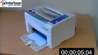 Xerox Phaser 6000 6010 Printer Review by Printerbase
