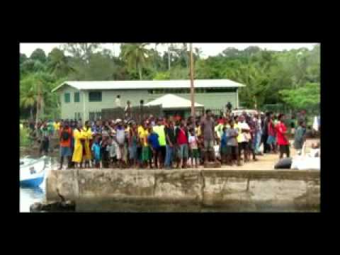 Sia Color (Siassi Island) PNG Music