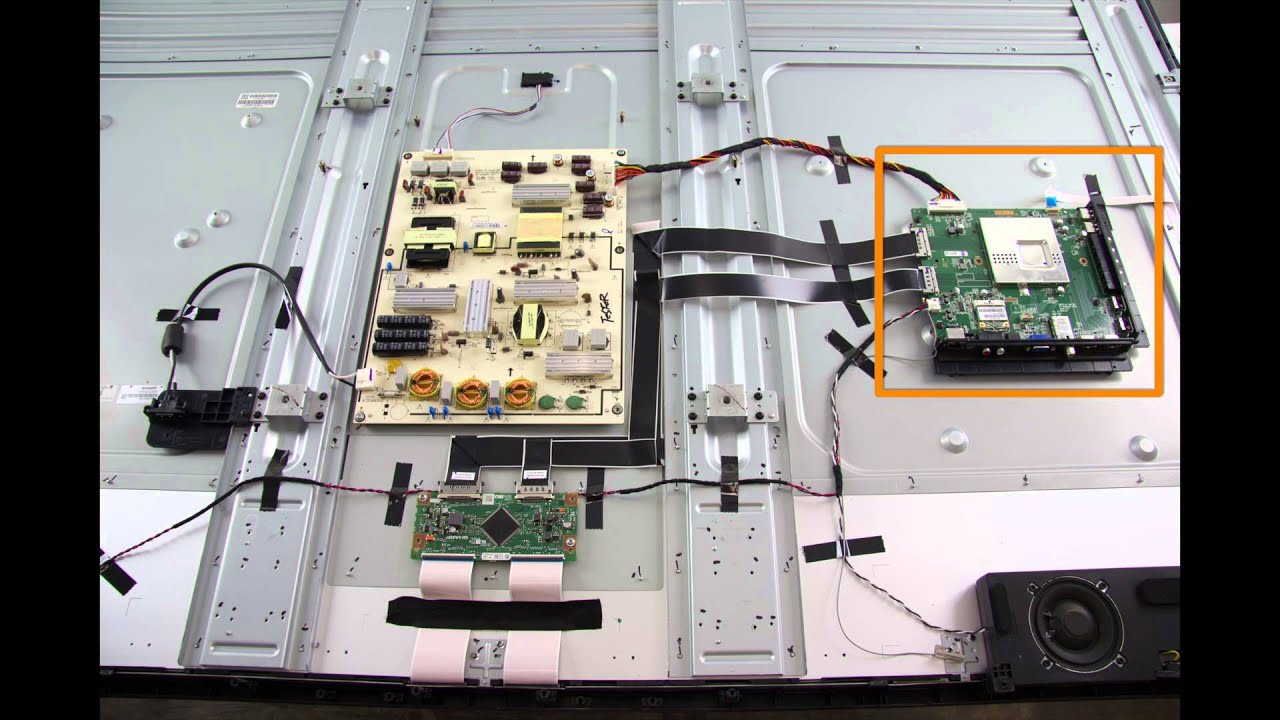 vizio tv repair. vizio e701i-a3 \u0026 e701i-a3e tv repair kit - how to replace the t-con, main and power supply board youtube tv i