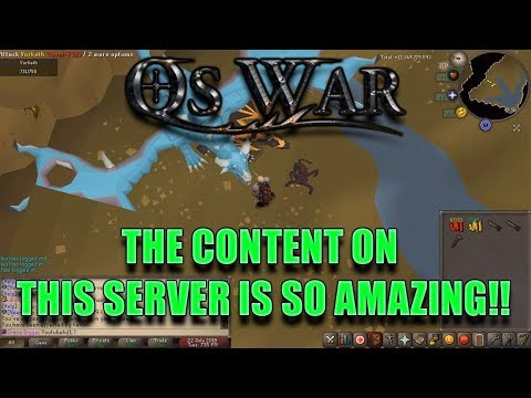 OS-War - The most interactive and fun RSPS to date