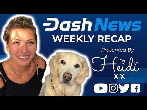 Dash News - Biz Dev Mass Adoption Strategy, Dash Platform, Poloniex & Lex Exchange + Consentium!