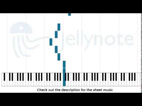 Ghost) Riders in the Sky - Johnny Cash [Piano Sheet Music] - YouTube