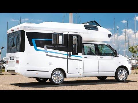 VW California T6.1 2022 Wohnmobil Killer: Hotomobil GFK Monoblock Wohnmobil Neuheiten 2022 im Test.