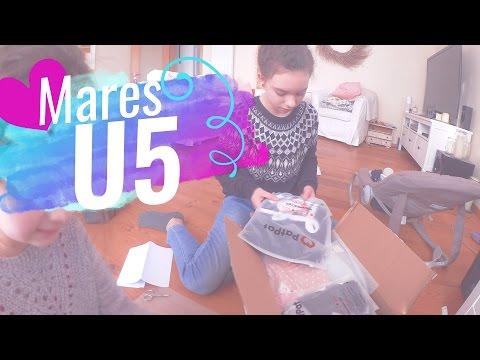 Mares hat U5 Untersuchung / kleiner Mares Haul / 13.1.17