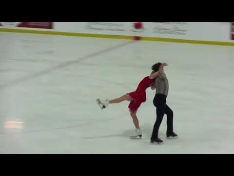 Tessa and Scott ACI17 FD Saturday Practice (4) Program runthrough