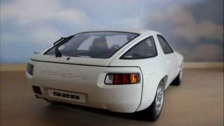 Porsche 928 1977 1:18 AutoArt Millennium