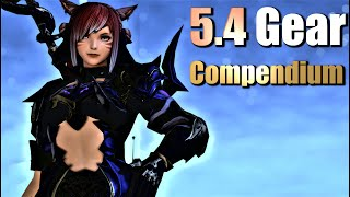 5.4 Gear Compendium - Ilvl 510-535 and how to get it