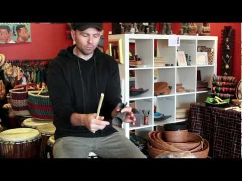 How To Play Agogo Bells :: African Drummings How To Series