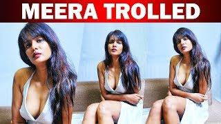 Meera Mithun got trolled