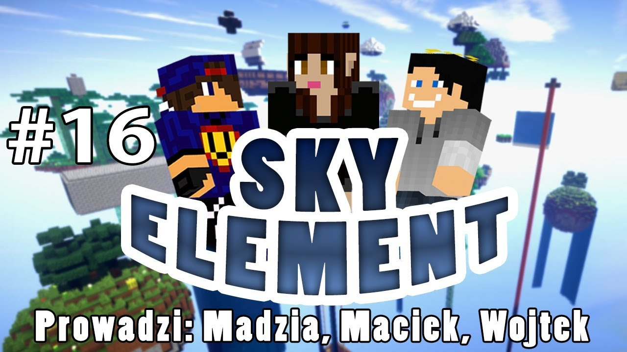 Sky Element #16 – Zamek /w Gamerspace, Undecided