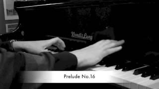 24 Preludes by Paul Wilkinson (Excerpts)